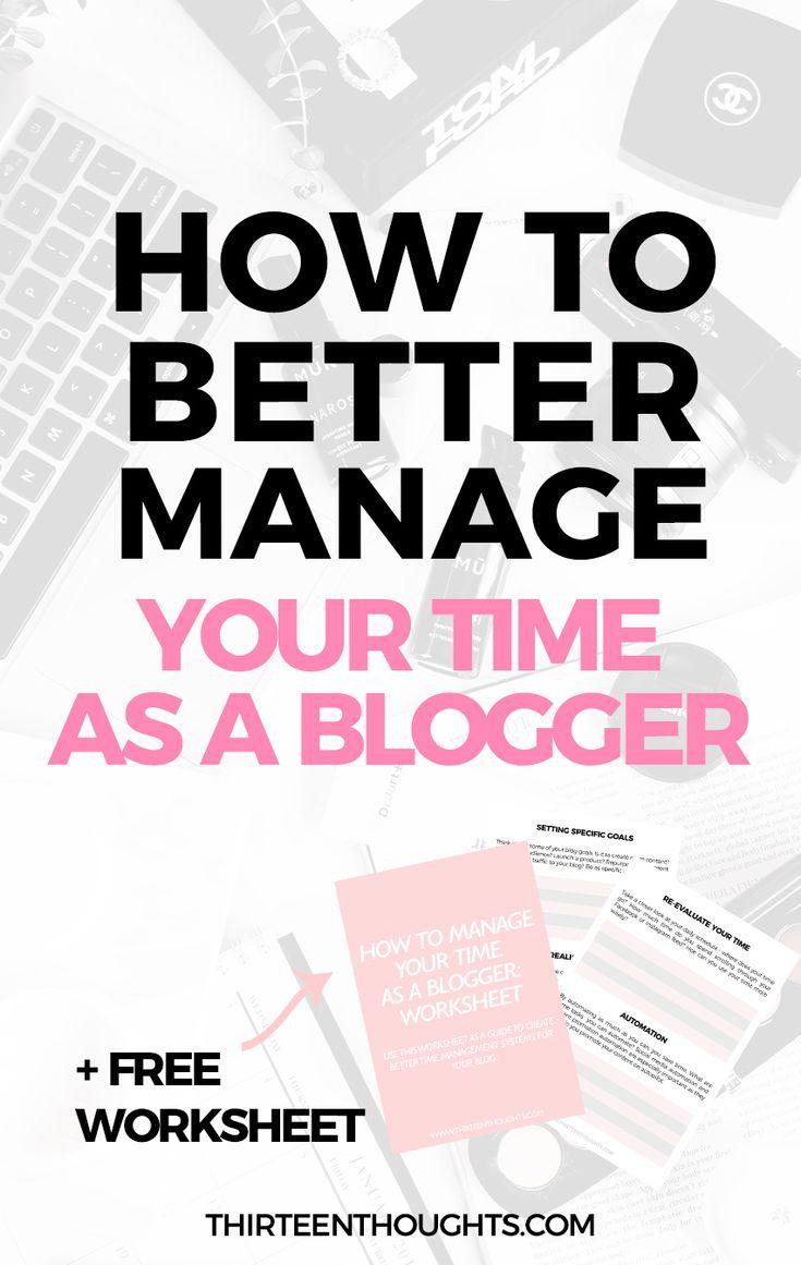 BLOGGING, #blogtips #timemanagement #productivity #bloggingtips #blogging #howtobeproductive #personaldevelopment #biztips via @Paula13t