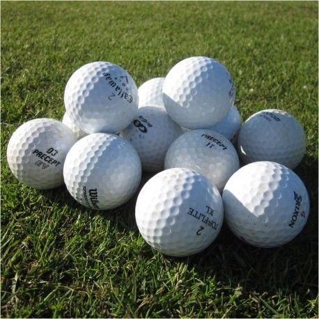 Golfbolde i økonomi-sortering ✓ Danmarks billigste søbolde online ! #søbolde #jyskegolfbolde