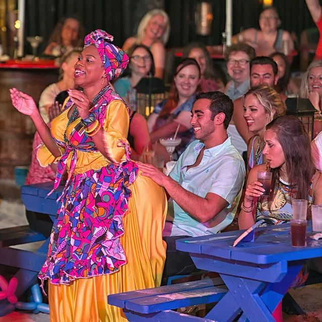 Experience the thrill of this Barbados dinner show on the beach, complete with a sumptuous BBQ and open bar