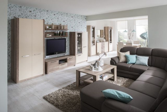 Obývačka ALEX (Dub canyon+piesok) / Living room ALEX