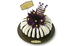 C'round for a Day (plum) - Nothing Bundt Cakes -  cake idea for Jennifer's Graduation.. pick a flavor sister!