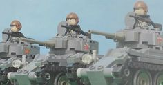 Awesome Lego Movie Shows the WW2 German Invasion of the Soviet Union