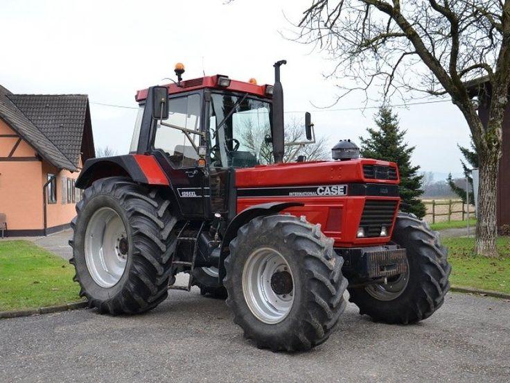 IH 1255 International Tractor | Case IH Traktor Case-IH 1255 XL *Klima, DL, 40 km/h* Tractor ...