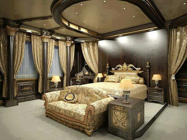 one of the most luxurious and elegant bedrooms everinside you will find more