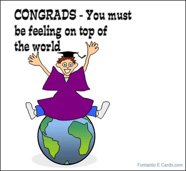 Happy Graduation Wishes   ... with such happy and ...