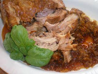 Best Easy Recipes: Crock Pot Pork Roast and Sauerkraut