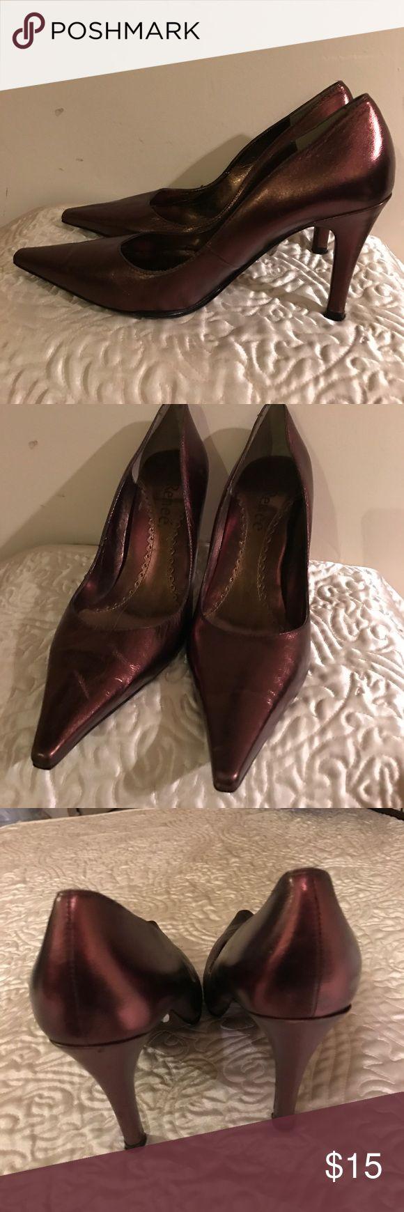 J Renee bronze shoes J Renee Bronze shoes J Renee  Shoes Heels