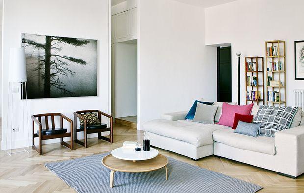 Oltre 25 fantastiche idee su Soggiorno open space su ...