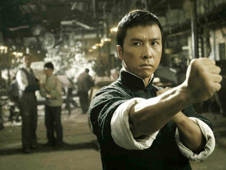 Donnie Yen <3 #martialarts #kungfu #master #actor #ipman #ironmonkey
