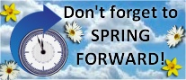 "We ""spring forward"" for Daylight Savings Time on Sunday, March 11.  SleepBetter.org's medical sleep expert says it's best NOT to move the time on your clocks forward before going to bed that night!"