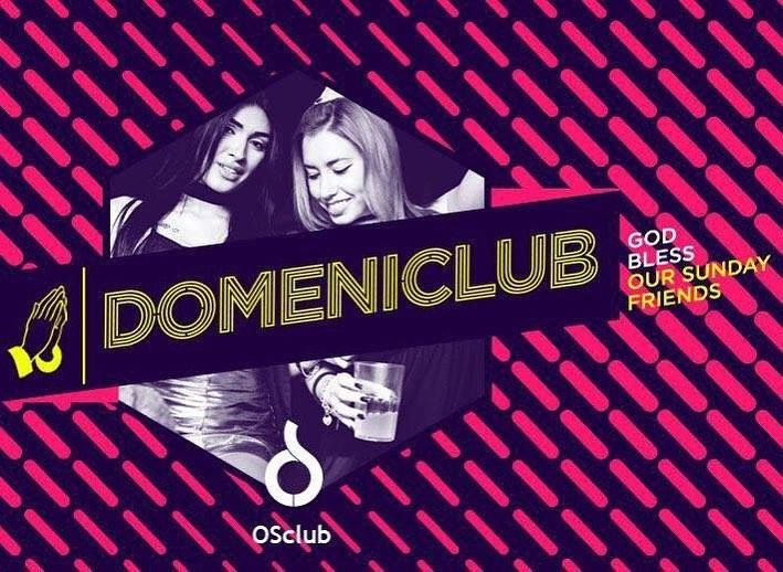 Domeniclub  Os Club aperitivodisco Ingresso disco OMAGGIO in lista #EVENTS4ME  3934786744 http://ift.tt/2jd1yYr - http://ift.tt/1HQJd81