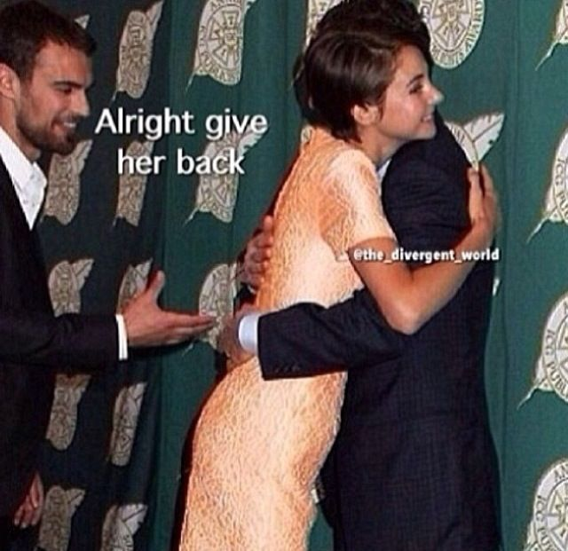 are shai and theo dating
