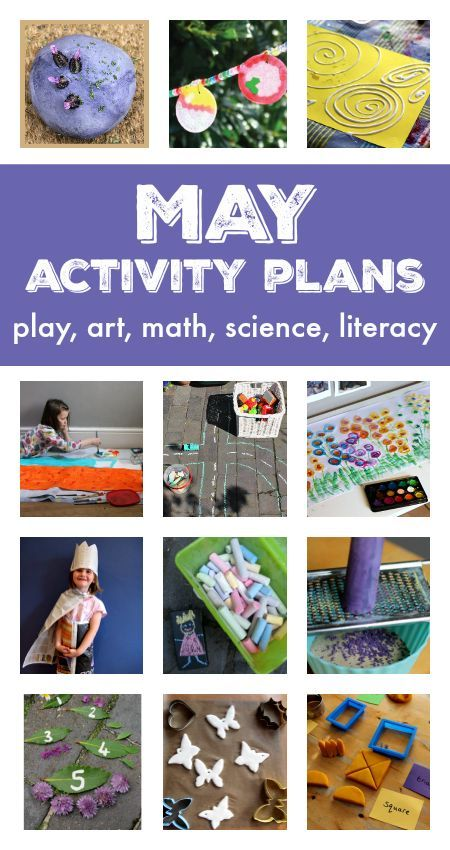 May Activity Plans :: Things To Do In May With Kids Part 48