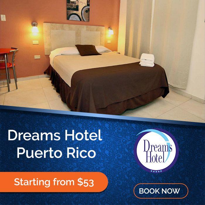 Dream Hotel Puerto Rico Landscape Dreams Adventure Vacation Hotels Vacations Fairy Tales