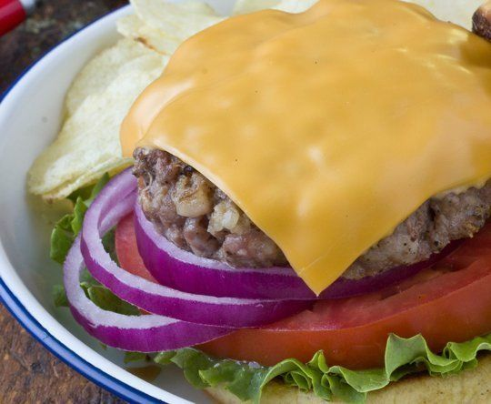10 Burgers for National Burger Day