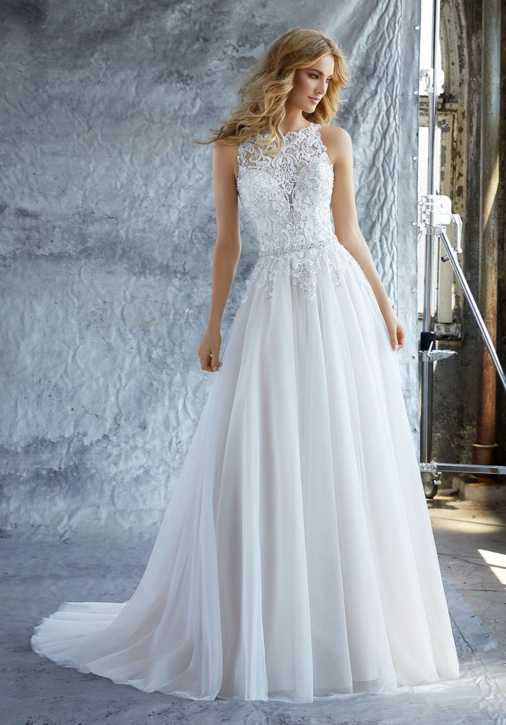 Dress - Mori Lee Bridal SPRING 2018 Collection: 8213 - Katie | MoriLee Bridal