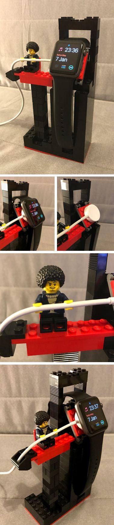 DIY Lego  || Apple Watch || Charging Dock