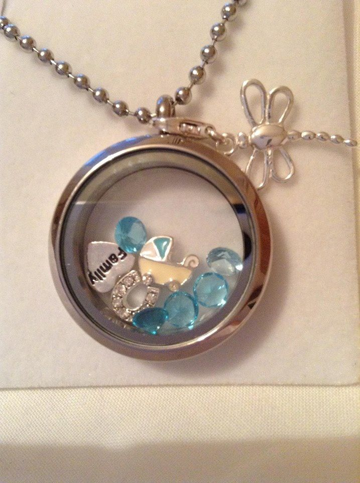 We couldn't resist trying out a little boy's version too. Lovely baby shower gift for the mum to be or to celebrate the birth of baby.   Choose your V-locket that tells your story. jewellery as unique as you are  www.venuswithlove.co.uk