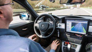 Bosch supplies car tech for autonomous self-driving cars, with highway pilot 2020 & auto pilot 2025