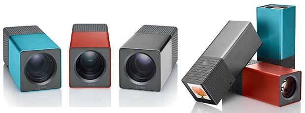 Lytro Light Field Camera, available early 2012. So cool!