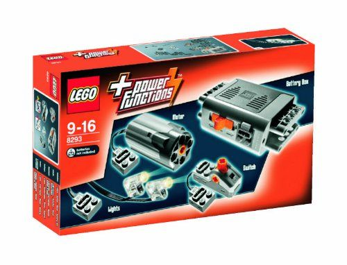 LEGO Technic 8293: Power Functions Motor Set - http://www.cheaptohome.co.uk/lego-technic-8293-power-functions-motor-set/