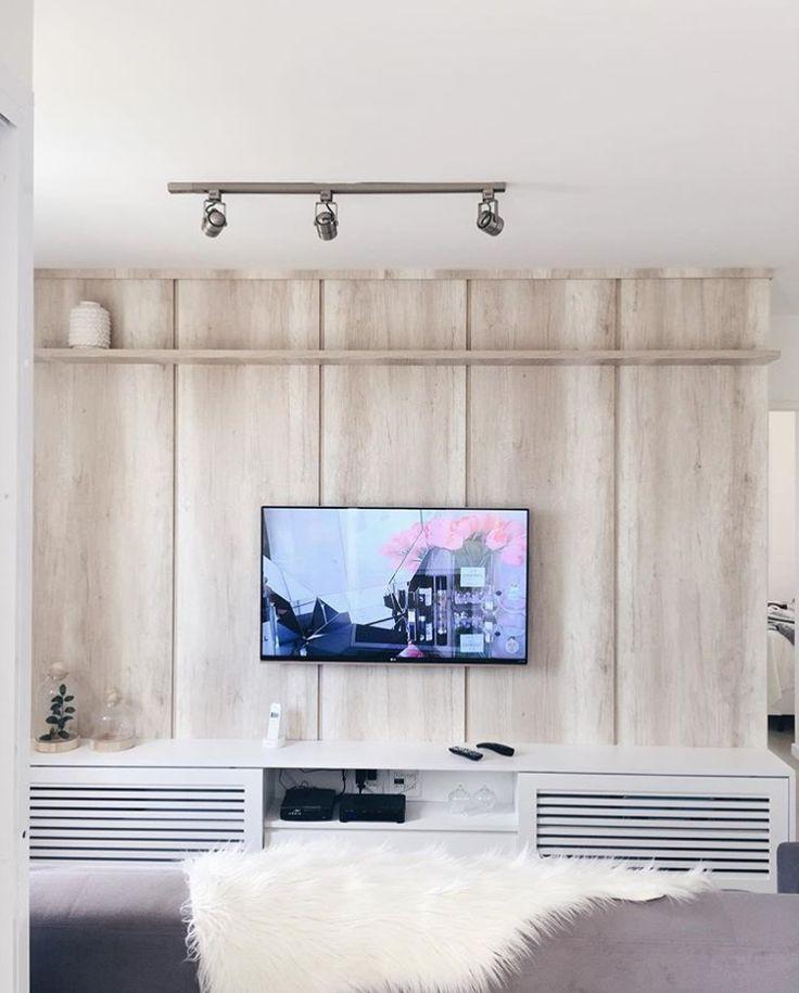 25 melhores ideias sobre decora o da parede tv no for Sala de estar estilo arabe