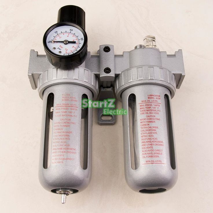 11.88$  Watch here - http://aliqcp.shopchina.info/go.php?t=32598465499 - 1/4'' Air Compressor Oil Lubricator Moisture Water Trap Filter Regulator With Mount  #bestbuy