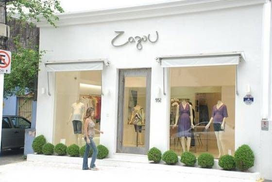 Fachada loja roupa pesquisa google fachadas for Oficinas caixa bilbao
