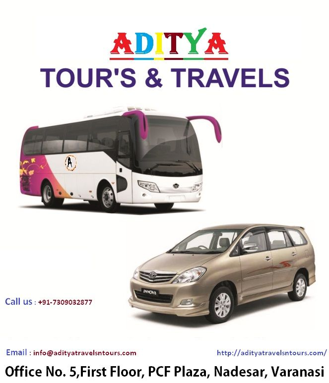 Aditya Travels n Tours offering best packages and services for buddhist pilgrimage tour package in varanasi, varanasi best #travel agency and hindu pilgrimage tour in varanasi with budget price Car Rental Services, #Hotel #Booking Services. Get Address, Contact Numbers, Websites, Email Id.
