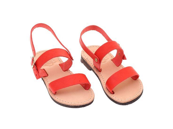 Double Strap Kids Sandals