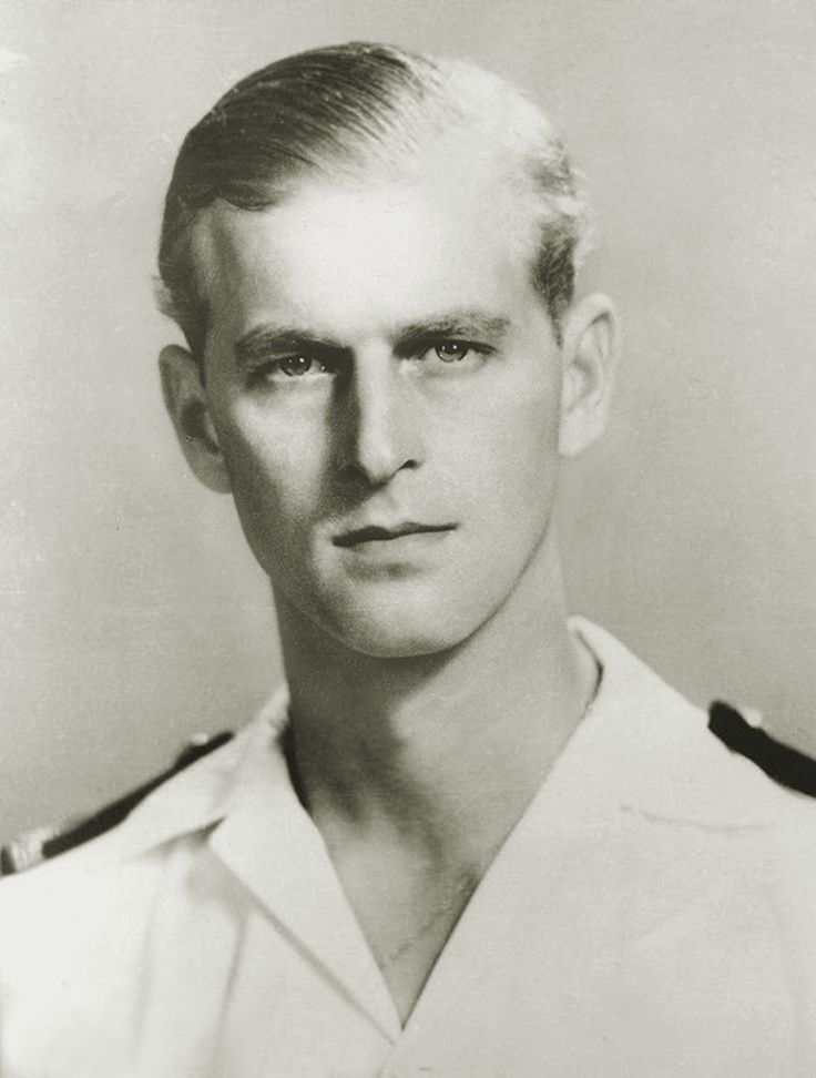 Gods and Foolish Grandeur: Young Prince Philip of Greece ...