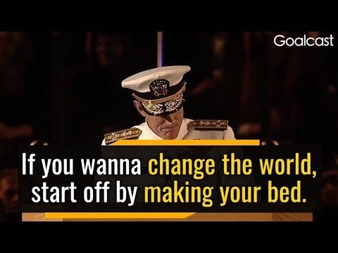 University of Texas at Austin 2014 Commencement Address - Admiral William H. McRaven - YouTube