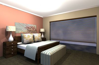 main bedroom concept @Nicky Day.net