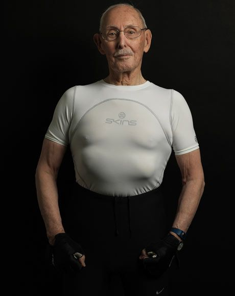 "Experience: I am a 91-year-old bodybuilder. ""I'm not chasing youthfulness. I'm chasing health."""