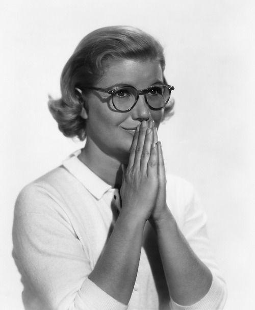 Barbara Bel Geddes, publicity shot for Vertigo