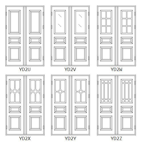 Hos oss på Snickarglädje hittar du nytillverkade allmogedörrar i olika utföranden. Välkommen in för att se vårt sortiment av dubbeldörrar, pardörrar m.m.