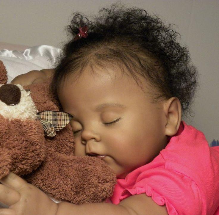 Baby Hailey BAUSATZ von Donna RuBert Reborn | eBay