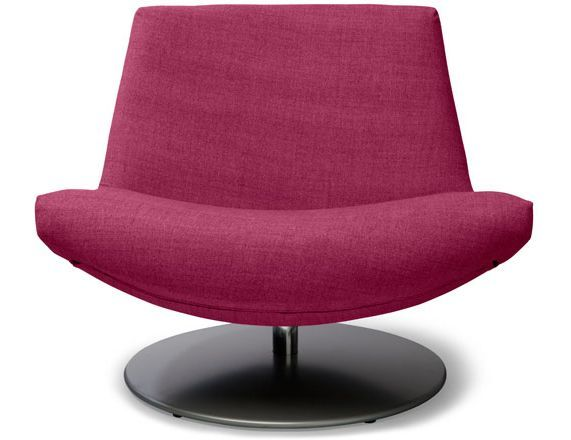 Coco+ fauteuil Paars - Dyyk