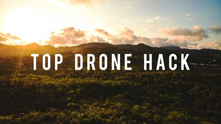 BEST Hack to create CINEMATIC DRONE SHOTS!!