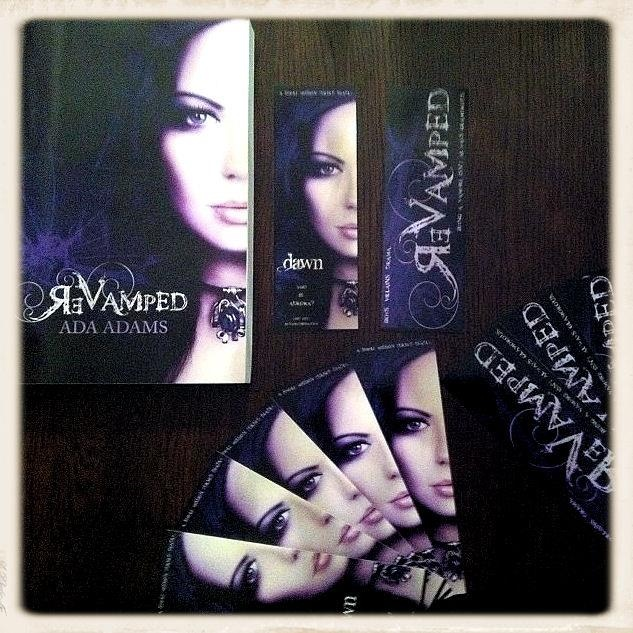 ReVamped Book & Bookmarks