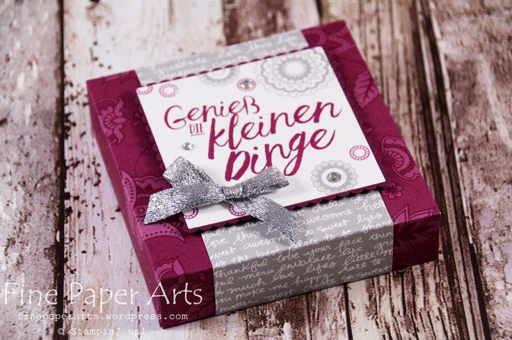Verpackungen | Fine Paper Arts