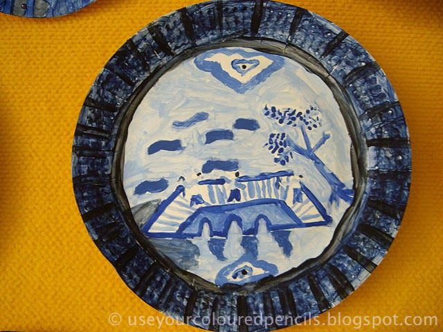 Willow Plate & 42 best Willow pattern plates images on Pinterest | Willow pattern ...