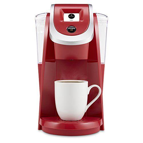 Keurig K250 Coffee Maker, Imperial Red (New Packaging) Keurig http://www.amazon.com/dp/B018UQ5CSA/ref=cm_sw_r_pi_dp_Pi47wb05X8726