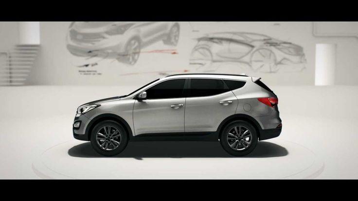 Noul Hyundai Santa Fe - Design Essence