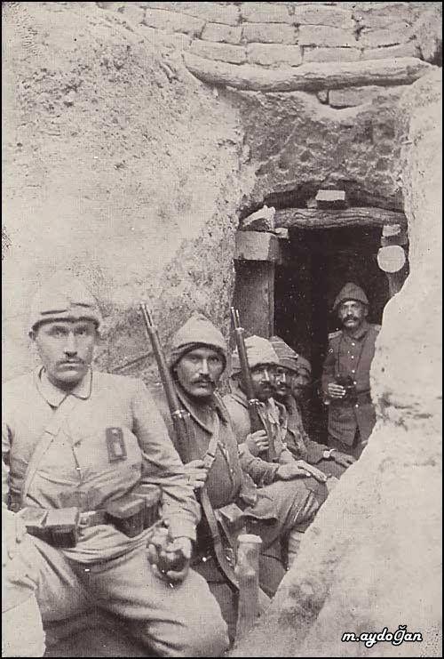 Kanli Sirt...Çanakkale savaşları...