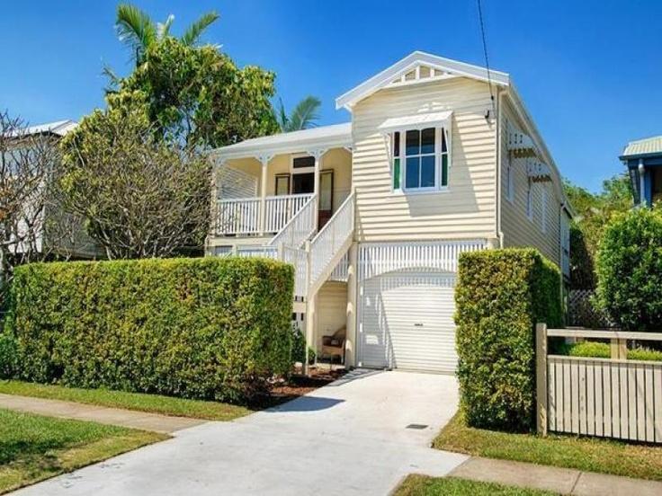 Old Queenslander Exterior House Colours Pinterest