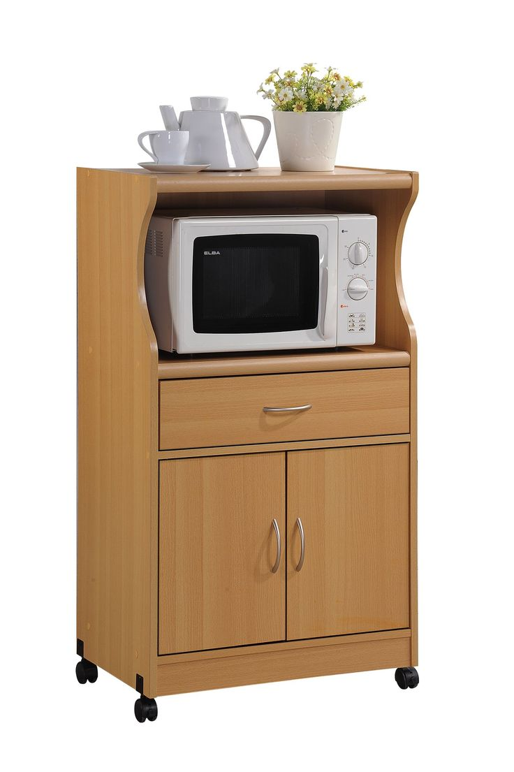 9 Best Microwave Cart Images On Pinterest Kitchen Island Cart Kitchen Islands And Kitchen Carts