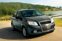 Chevrolet Aveo покажется на автосалонах в 2017 году