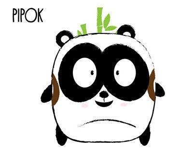 "Check out new work on my @Behance portfolio: ""pandi perdido en el desierto""…"