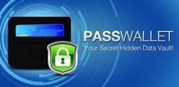 #Android  #App : Potente Administrador de Contraseñas – #PassWallet